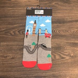 Carnaby Sock Co. Crew Socks